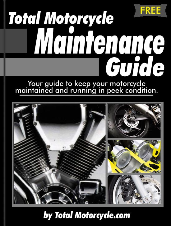 Total Motorcycle Maintenance Guide