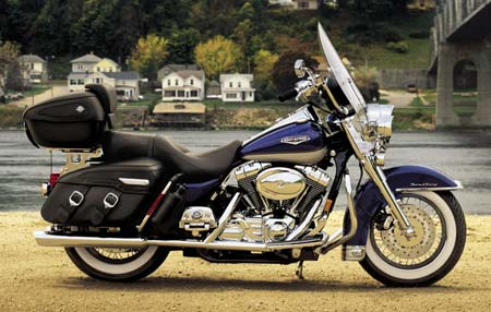 2006 harley davidson flhrci road king classic for Classic house 2006