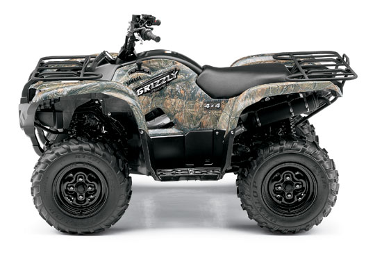 Yamaha Grizzly Fiepscamoaphda Small on 2018 Yamaha Camo Grizzly 700
