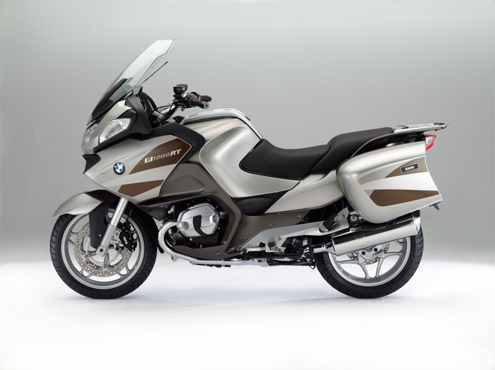 2012 Bmw R1200rt Review