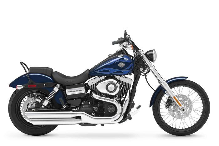 2012 Harley-Davidson FXDWG Dyna Wide Glide Review