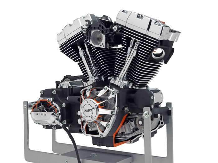 2012 harley davidson twin cam 103 v twin engine review Twin Classifications