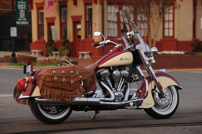 2012 Indian Chief Vintage Review
