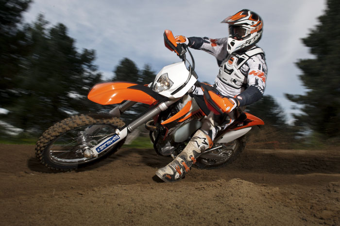 2012 KTM 450 EXC Review