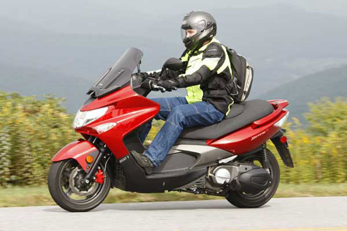 2012 kymco xciting 500ri review. Black Bedroom Furniture Sets. Home Design Ideas