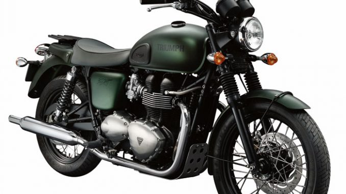2012 Triumph Motorcycle Models