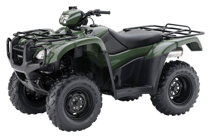 2013 Honda Fourtrax Foreman 4x4 With Electric Power