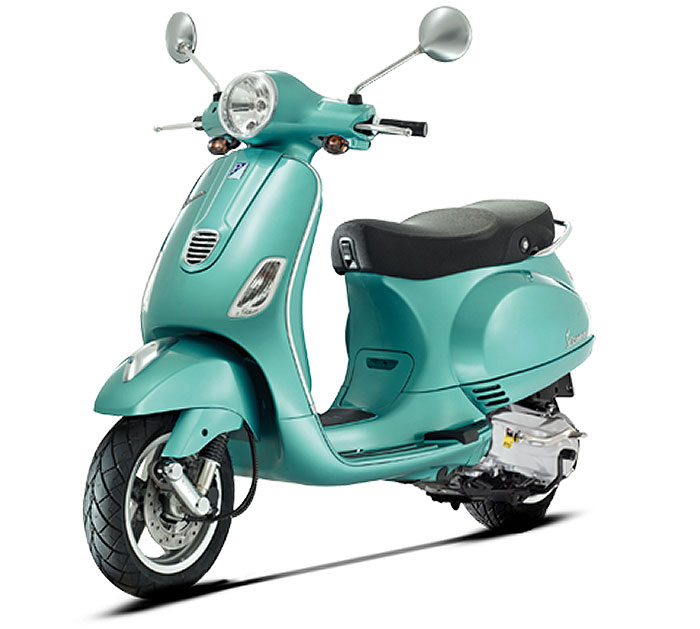 2013 Vespa Lx50 Scooter Review