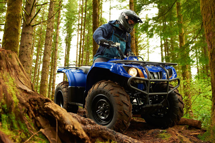 2013 yamaha grizzly 350 auto 4x4 review for Yamaha 350 4x4