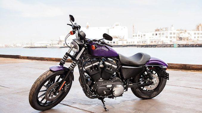 2014 Harley-Davidson XL883N Iron 883 Review