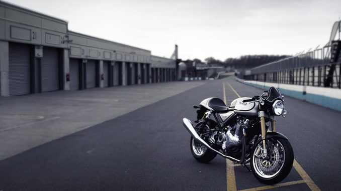 2014 Norton Commando 961 Cafe Racer Review
