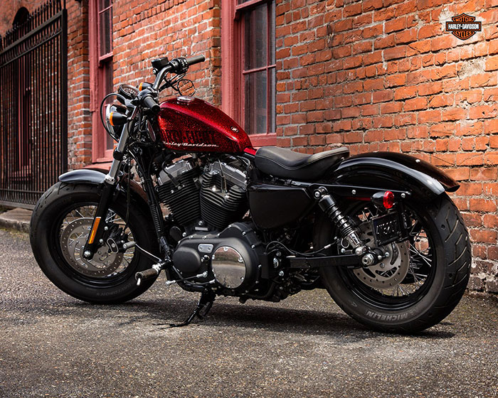 2015 Harley-Davidson XL1200X Forty-Eight Review
