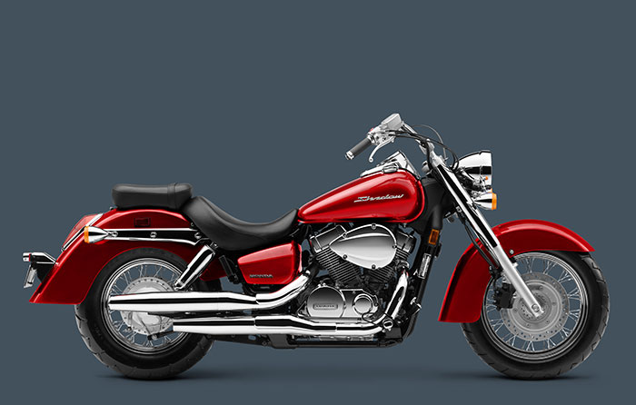 2015 Honda    Shadow    Aero ABS VT750CS Review