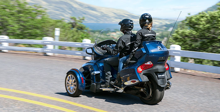 2016 Can-Am Spyder RT Limited Review