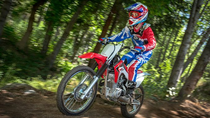 2016 honda crf110f review for Honda crf110f top speed