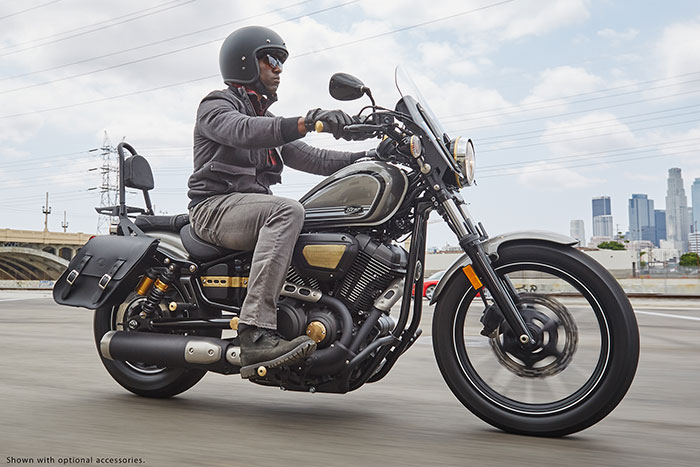 2016 Yamaha Bolt R Spec Review