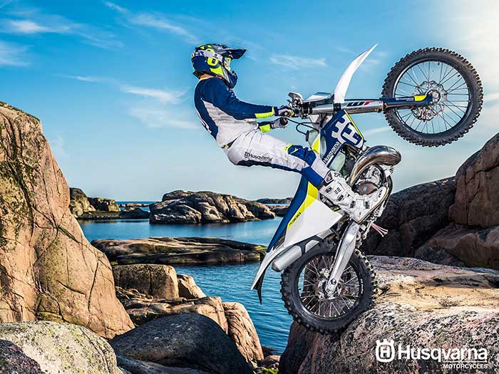 2017 Husqvarna TE300 Review