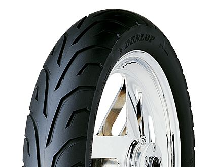 Total Motorcycle Tire/Tyre Guide - Dunlop GT501