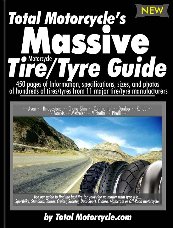 Total Motorcycle Tire Tyre Guide