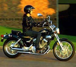 motorcycle buyers guide yamaha xv250 virago vx250s. Black Bedroom Furniture Sets. Home Design Ideas