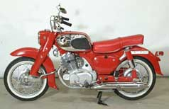 1964 Honda CA77 Dream Touring