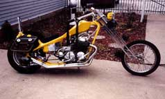 1971 Honda Chopper