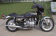 1979 Honda GL1000 Goldwing