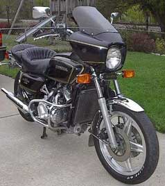 1979 GL1000 Honda Goldwing