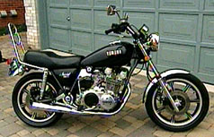 1979 Yamaha XS750 3cyl Special