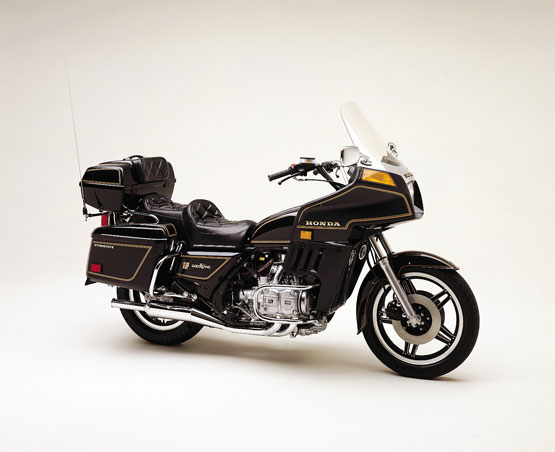 1981 Honda GL1100 Gold Wing Interstate