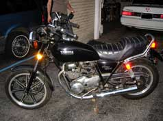 1982 Yamaha XS400 Heritage Special