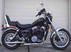 1983 Honda VT750 Shadow