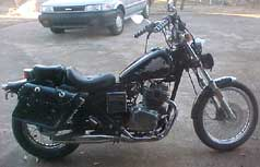 1985 Honda Rebel 250