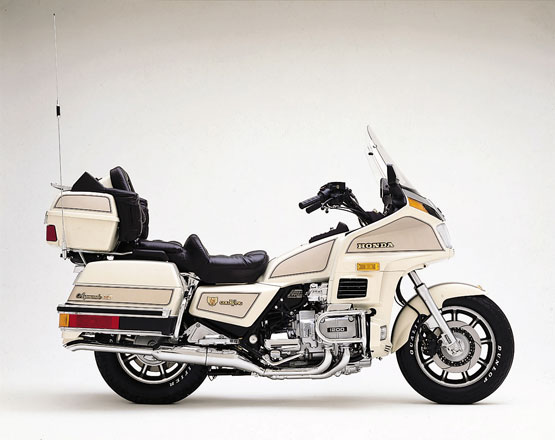 1984 Honda GL1200 Gold Wing