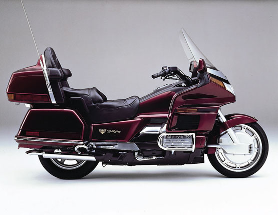 1989 Honda GL1500 Gold Wing