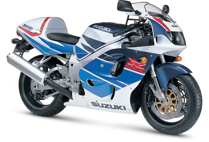 1996 Suzuki GSX-R750