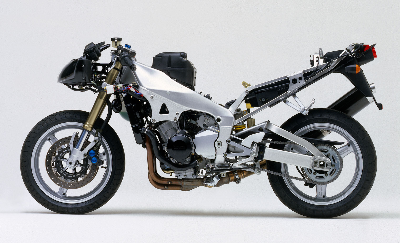 Yamaha Superbike Model