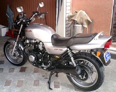 1998 Honda CB750 (japan version)