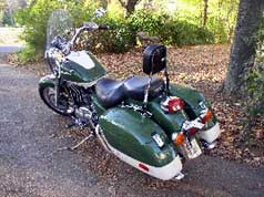 1999 Honda Shadow ACE Tourer