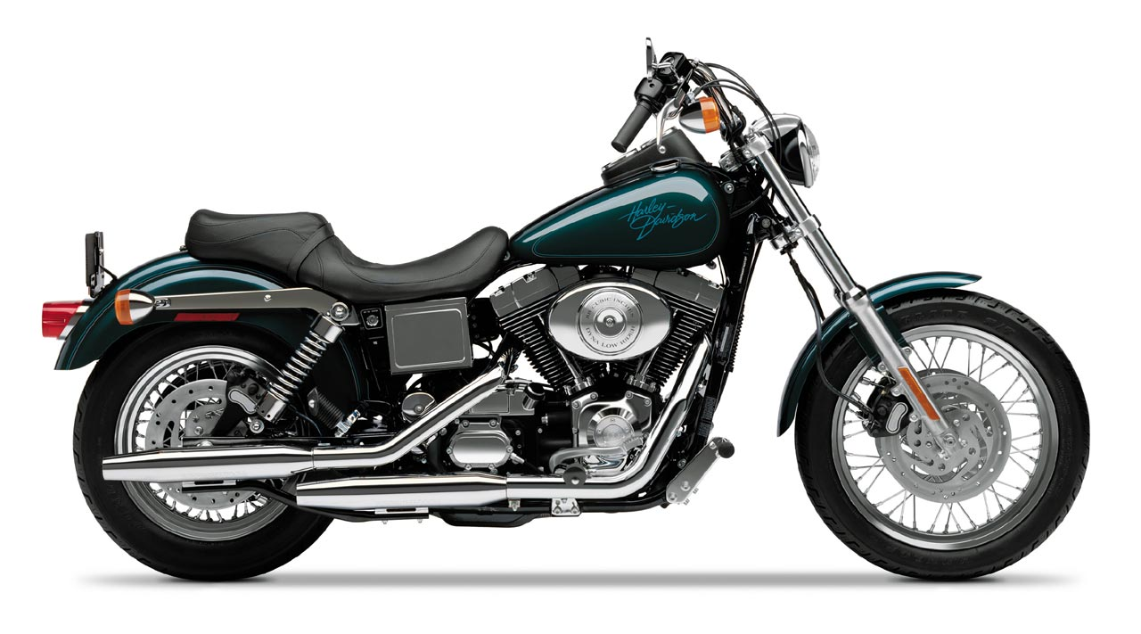 2000 Harley-Davidson FXDL Dyna Low Rider HD bike from private estate collection