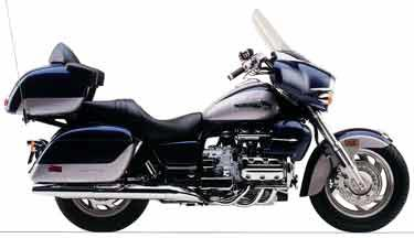 2000 Honda GL1500CF Valkyrie Interstate