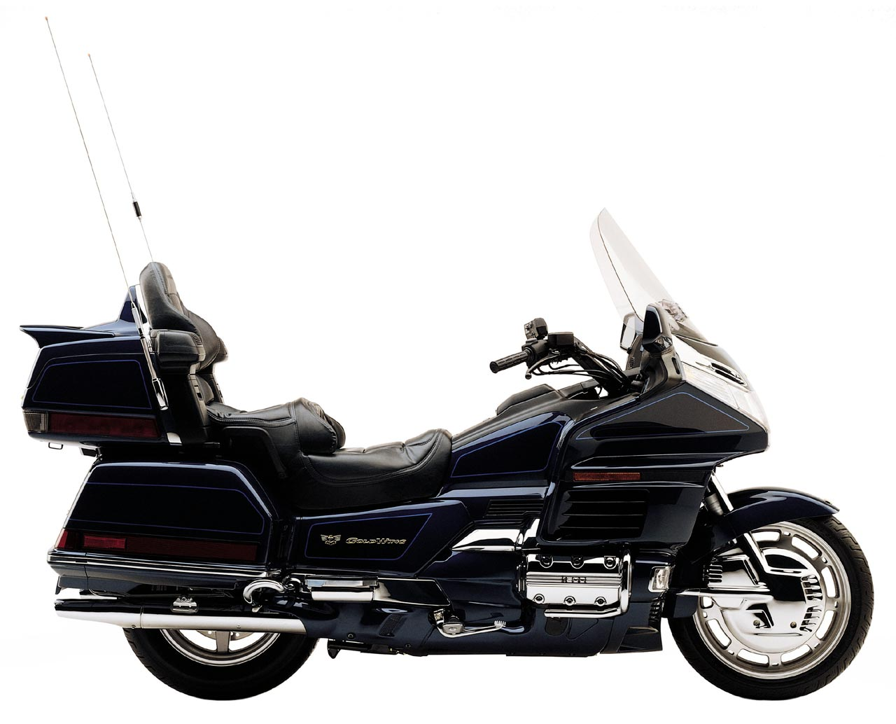 Honda Gold Wing GL1500, GL1500I GW Interstate, GL1500 SE,