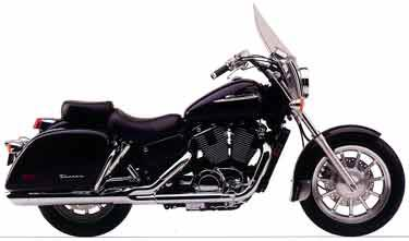 2000 Honda VT1100T Shadow ACE Tourer