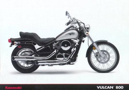 2000 Kawasaki Vulcan 800