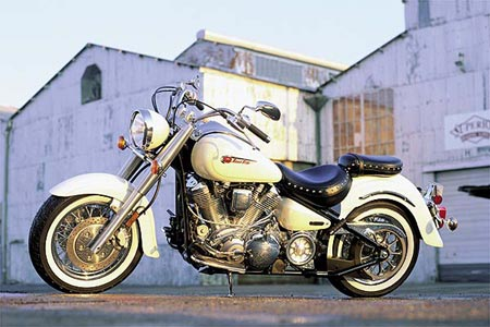 2000 Yamaha Road Star MM Limited Edition
