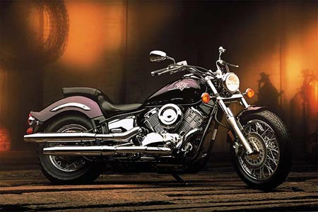 2000 Yamaha Road Star