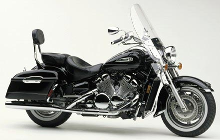 2000 Yamaha Royal Star Tour Deluxe