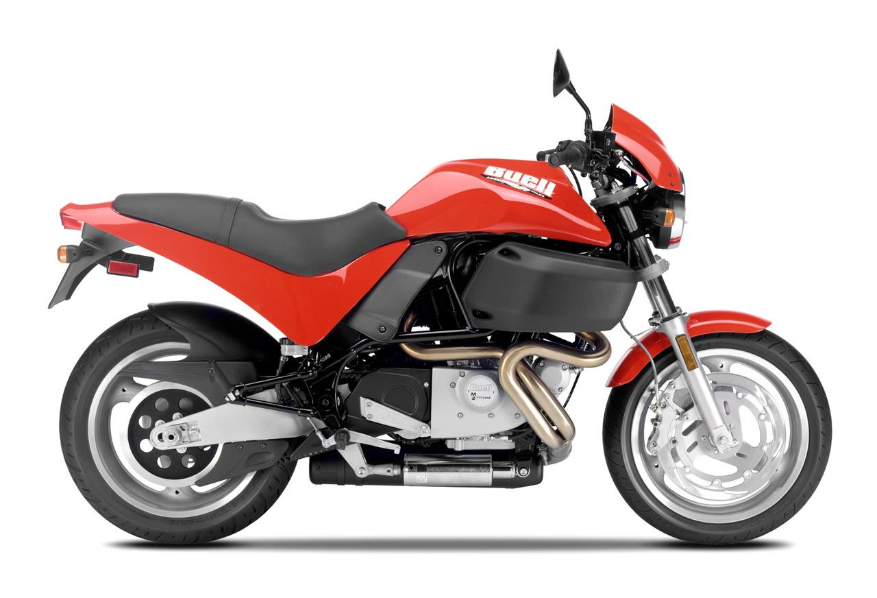 2001 Buell Motorcycle Models