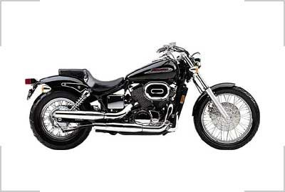 2001 Honda VT750DC Shadow Spirit