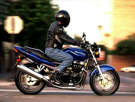 2001 Kawasaki ZR750F